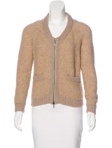 3.1 Phillip Lim Wool Bouclé Jacket None