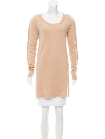 3.1 Phillip Lim Wool Tunic Sweater None