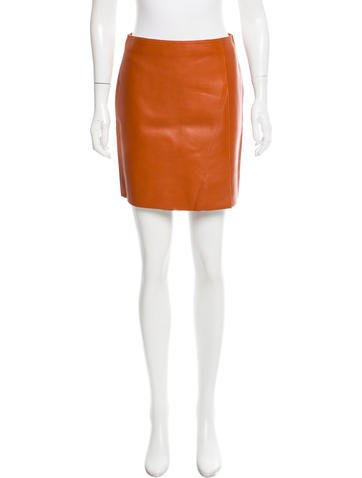 3.1 Phillip Lim Leather Mini Skirts w/ Tags None
