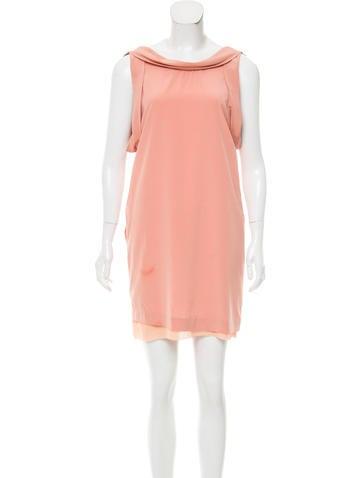 3.1 Phillip Lim Sleeveless Silk Dress None