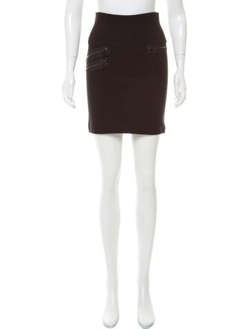 3.1 Phillip Lim Mini Pencil Skirt None