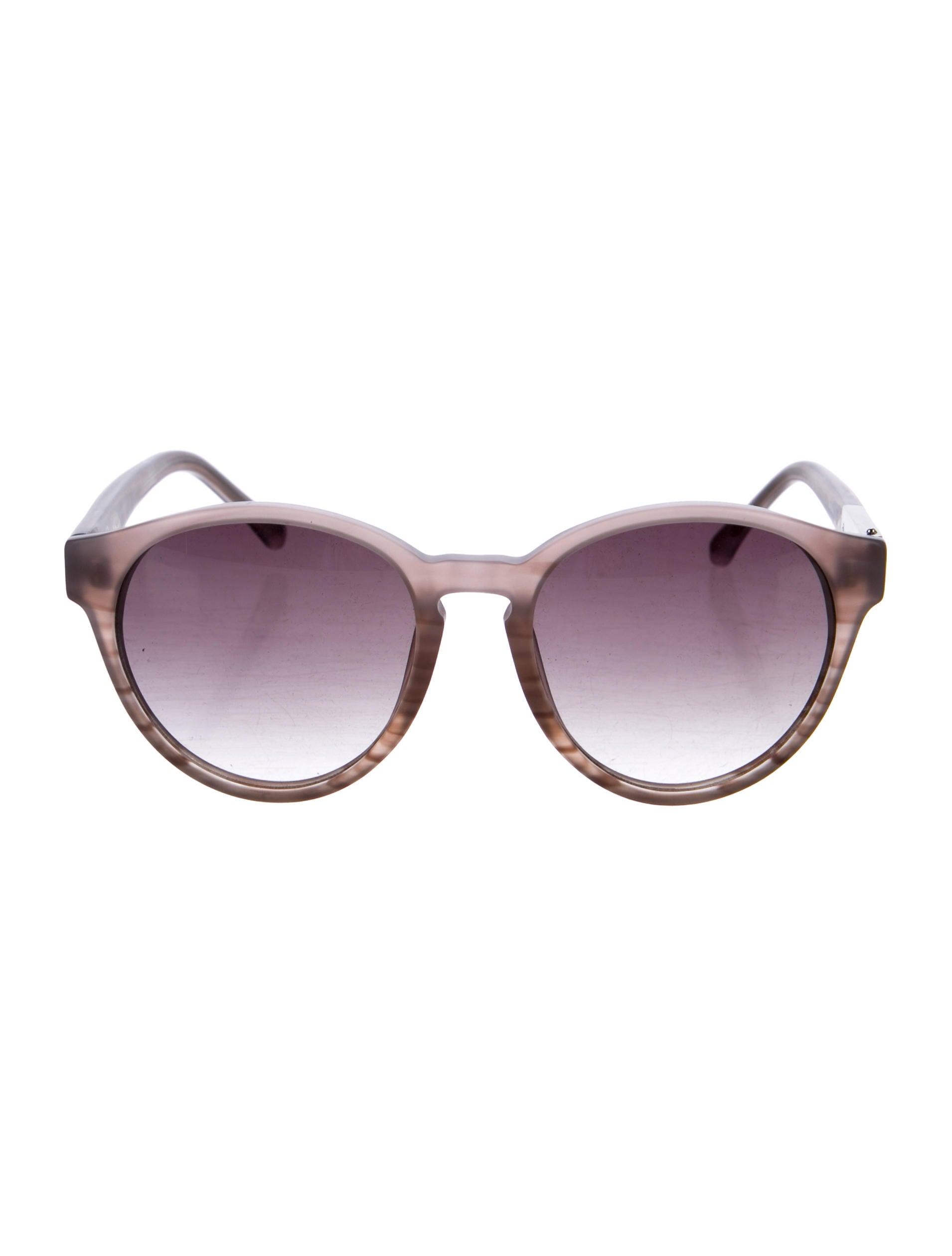 d3657bc9e80 3.1 Phillip Lim Circle Gradient Sunglasses - Accessories ...