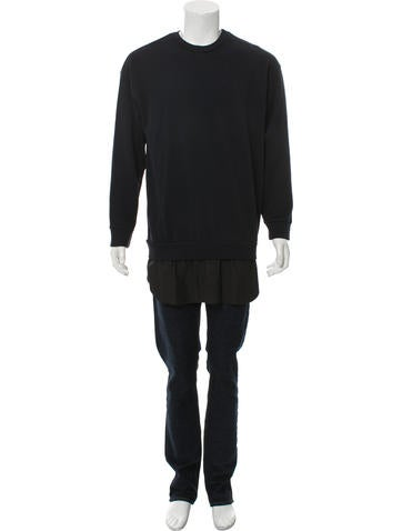 3.1 Phillip Lim Crew Neck Sweater None