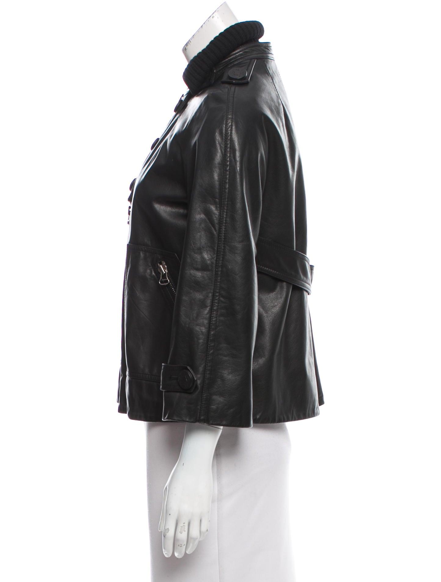 3.1 phillip lim leather jacket