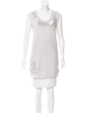 3.1 Phillip Lim Sleeveless Tunic None