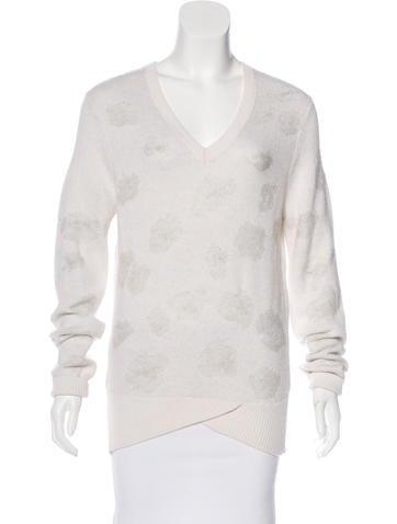 3.1 Phillip Lim Wool-Blend Sweater None