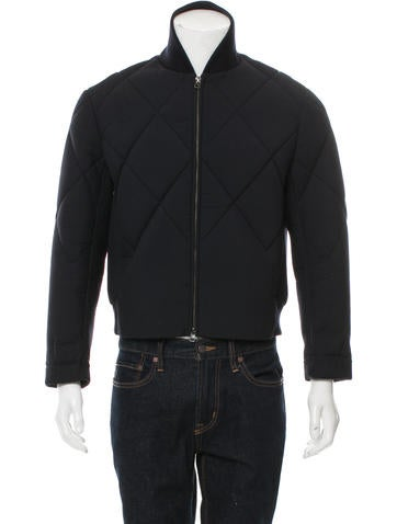 3.1 Phillip Lim Wool Bomber Jacket None