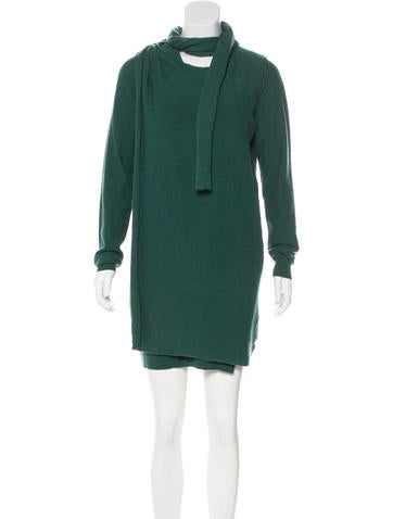 3.1 Phillip Lim Wool Sweater Dress None