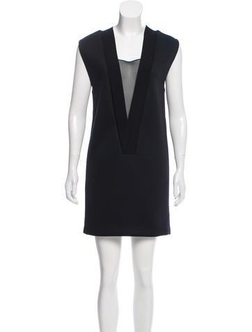 3.1 Phillip Lim Sleeveless Mini Dress None