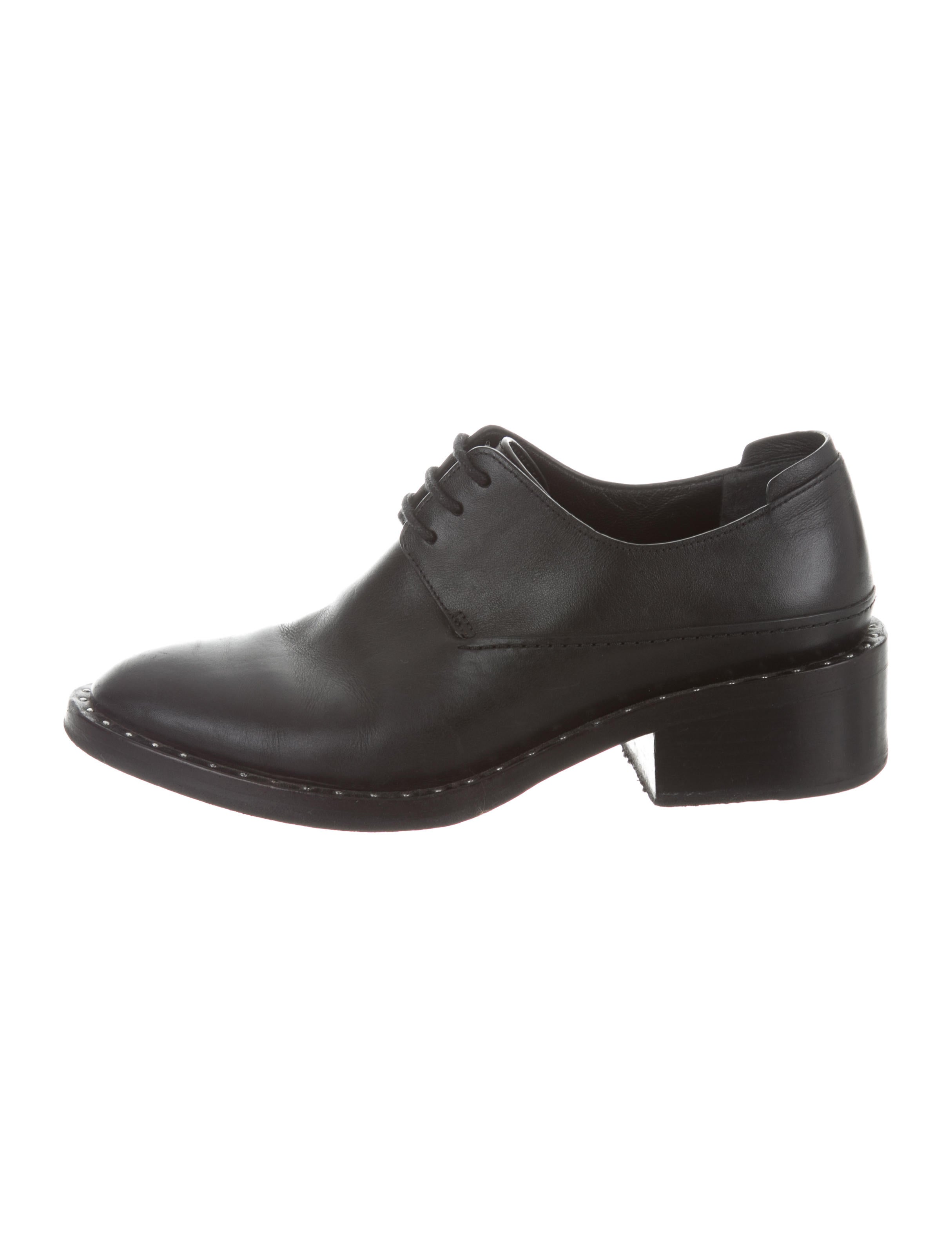 outlet wiki 3.1 Phillip Lim Studded Round-Toe Oxfords for sale cheap real buy cheap order outlet for cheap from china for sale eyS03G