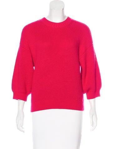 3.1 Phillip Lim Wool Crew Neck Sweater None