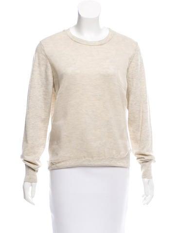 3.1 Phillip Lim Merino Wool Knit Sweater None