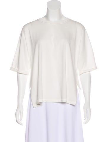 3.1 Phillip Lim Oversize Short Sleeve T-Shirt None