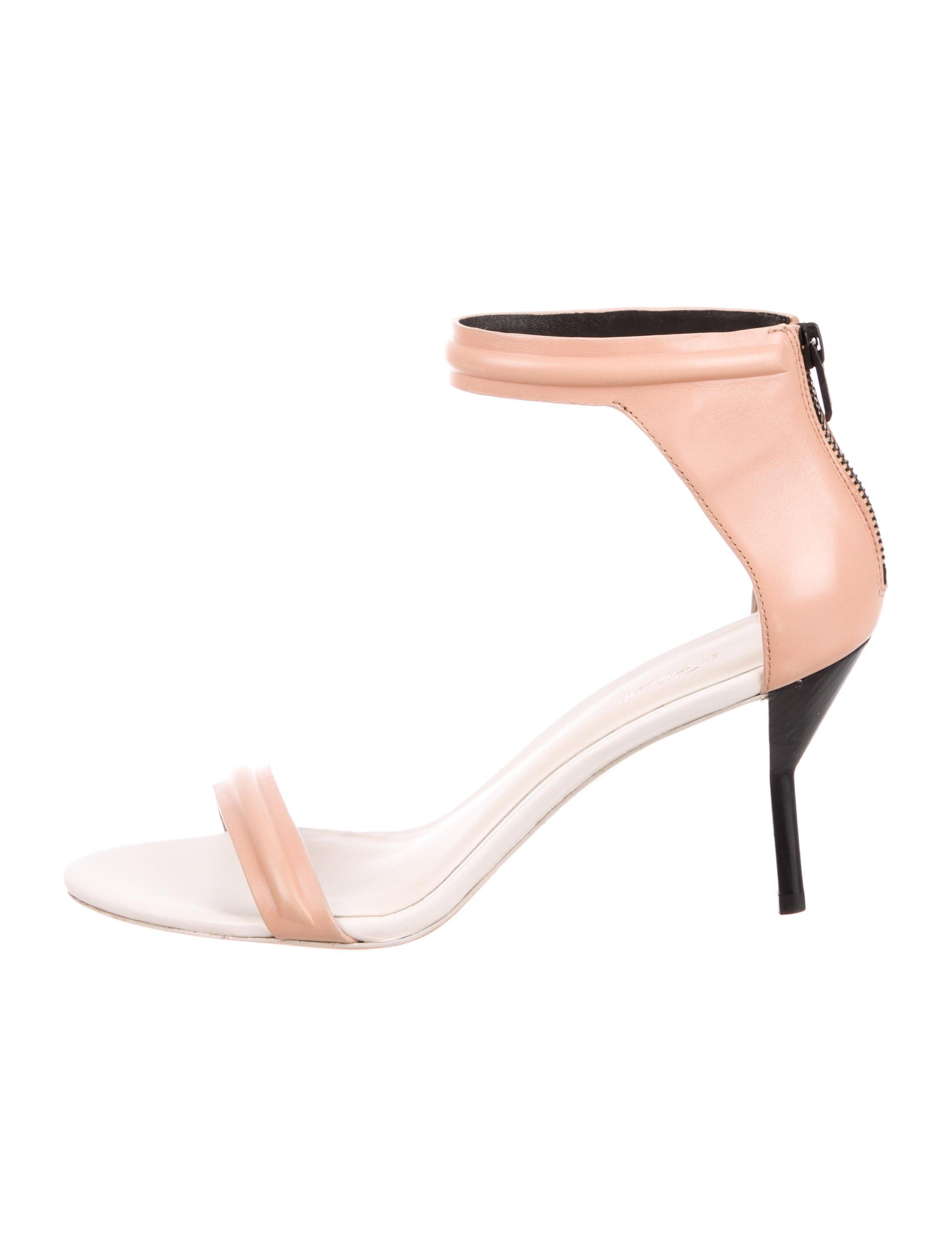 cheap sale 3.1 Phillip Lim Martini Ankle Strap Sandals w/ Tags outlet 6wSqik5VC