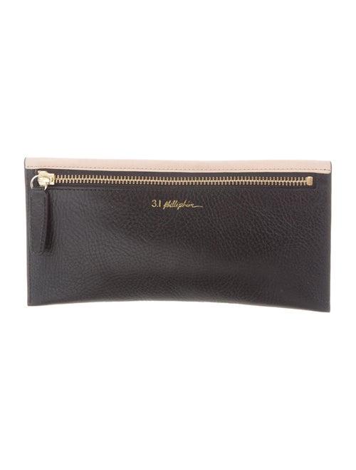 1d40bd1f81f 3.1 Phillip Lim Leather Zip Pouch - Handbags - W31PH68984