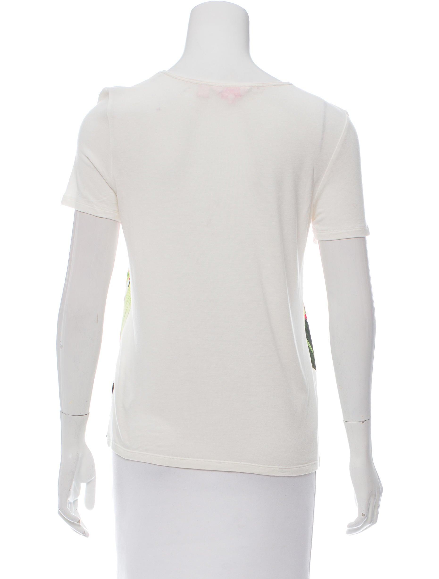Ted baker floral printed short sleeve t shirt clothing for Ted baker floral print shirt