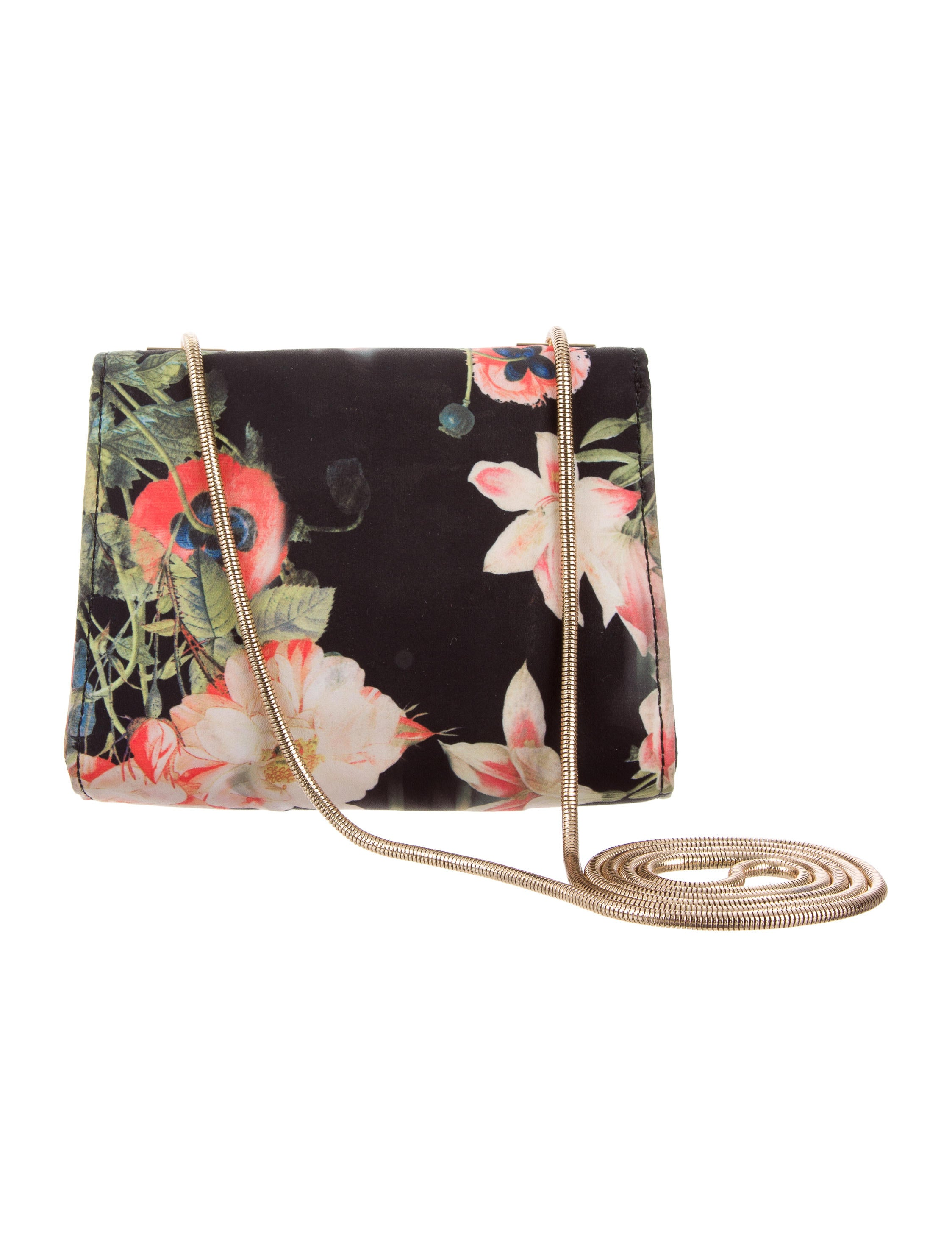 Ted Baker Floral Print Crossbody Bag - Handbags - W3B20424 | The RealReal