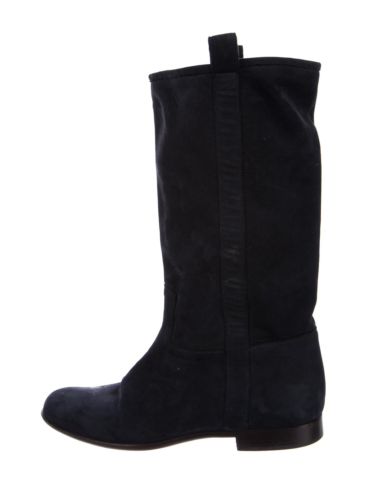 sale 2015 original Sartore Suede Mid-Calf Boots cheap sale view buy cheap view eloe6S