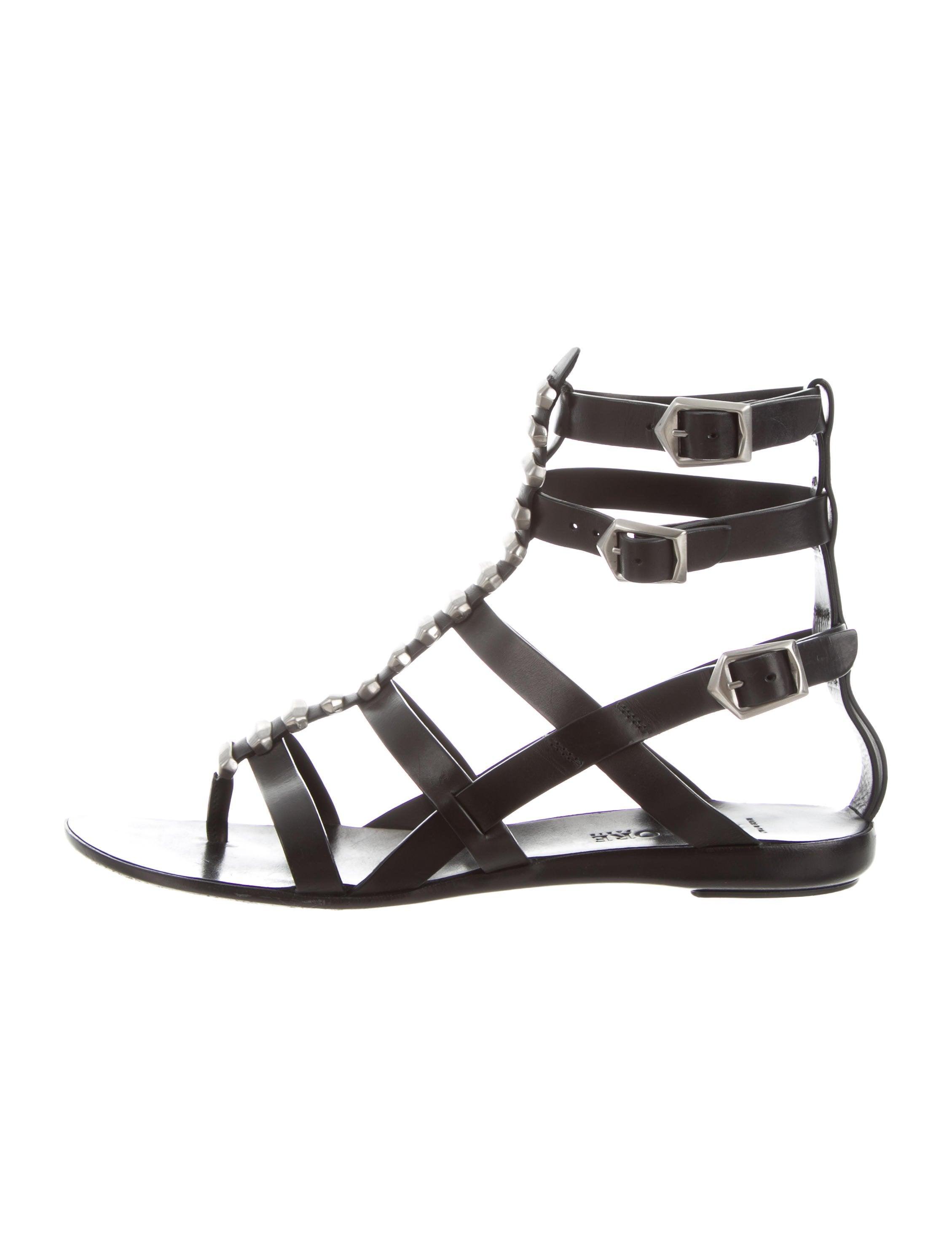Sartore Gladiator Thong Sandals popular sale online txa2ius8s