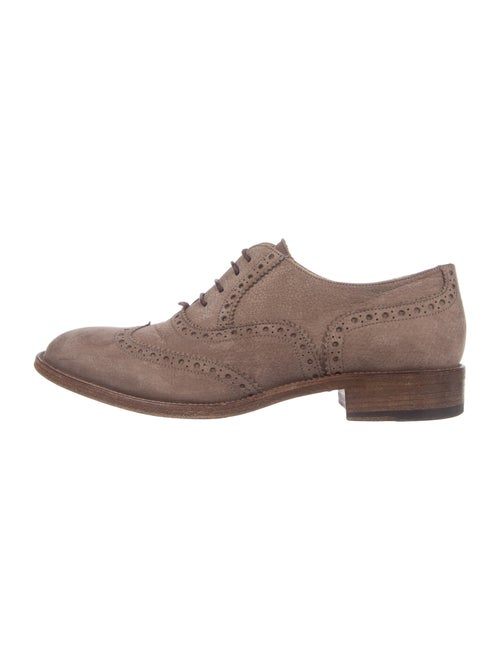Sartore Suede Oxfords