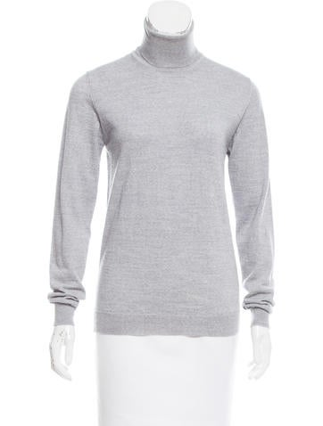 MSGM Turtleneck Top None