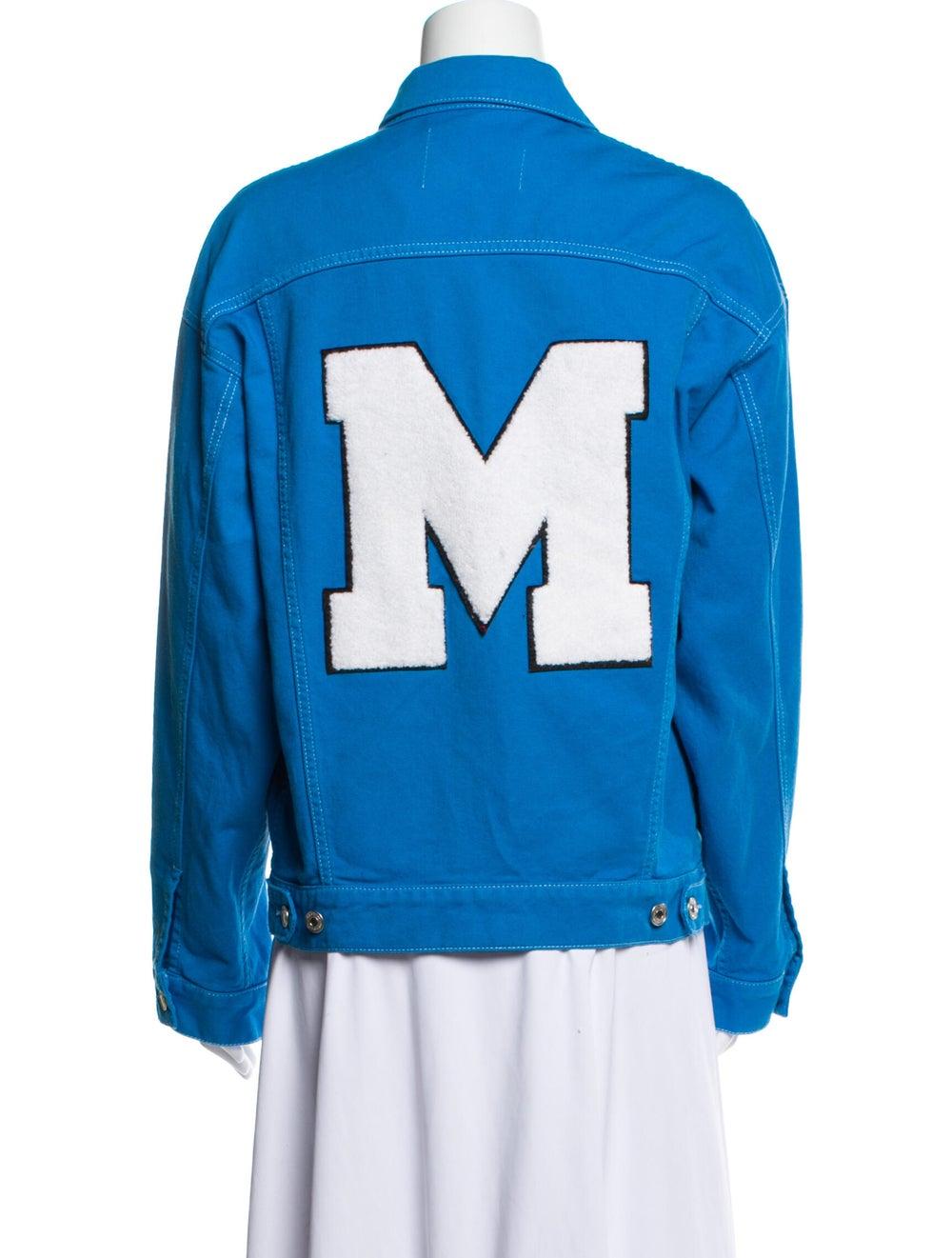 Msgm Denim Jacket Denim - image 3