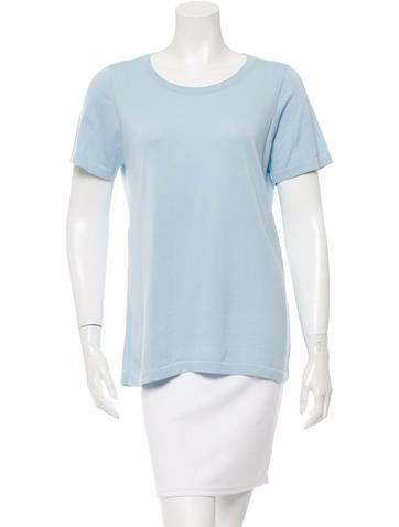 Malo Short Sleeve Knit Top None