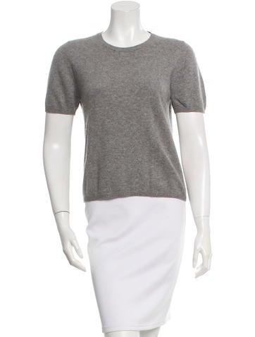 Malo Cashmere Knit Top None
