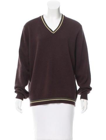 Malo Wool Knit Sweater None