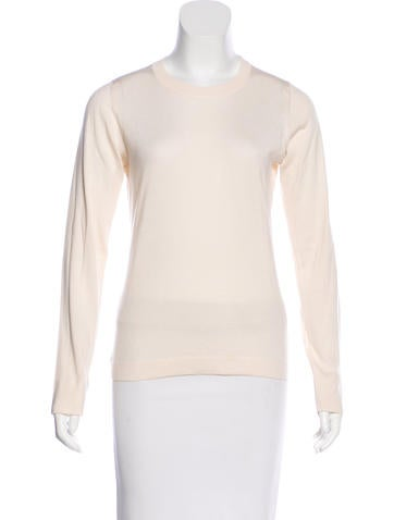 Malo Cashmere-Blend Knit Top None