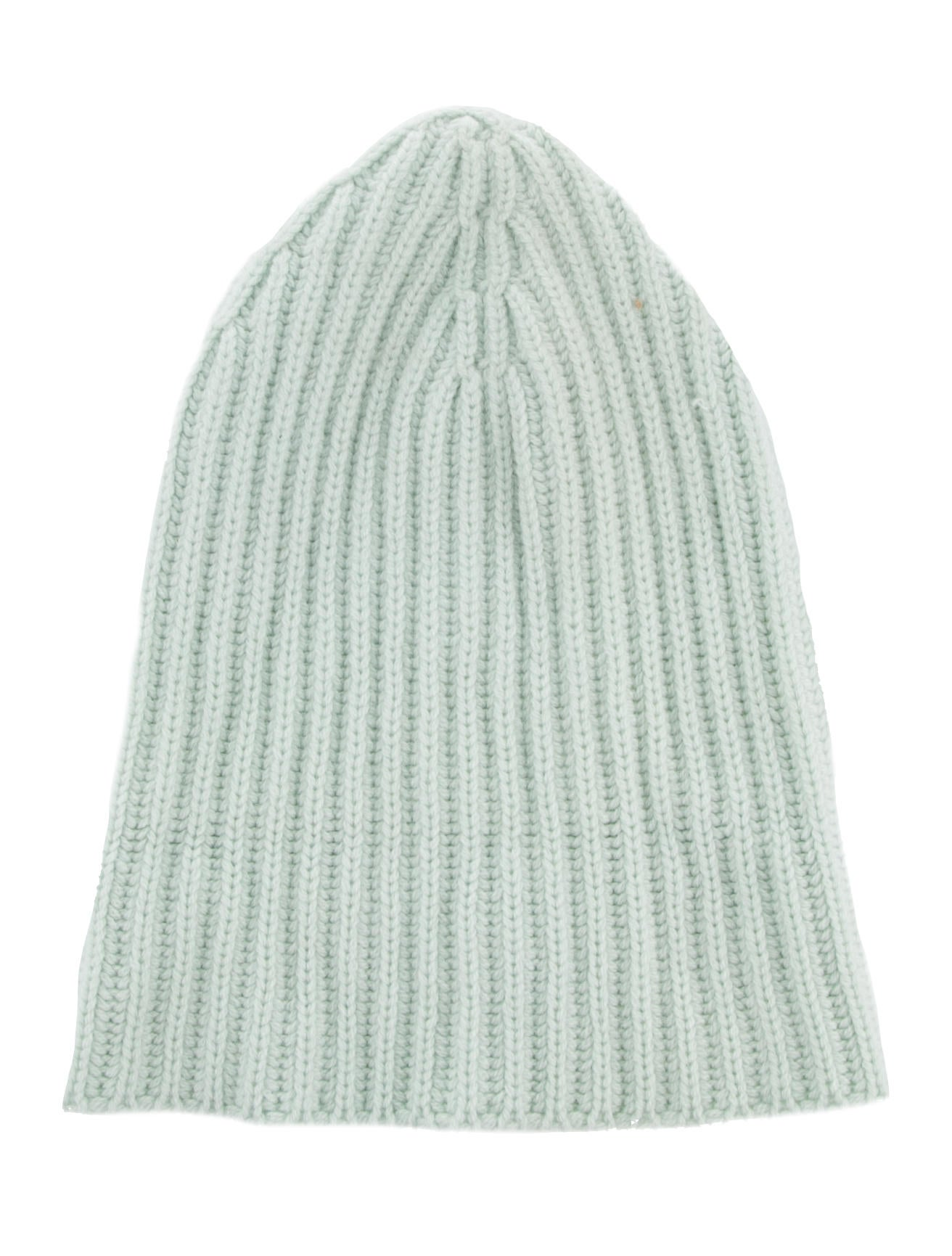Knitting Pattern For Cashmere Beanie : Malo Cashmere Rib Knit Beanie - Accessories - W3M21399 ...
