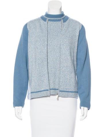 Malo Cashmere Jacket Set None
