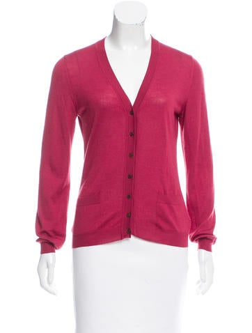 Malo Long Sleeve Button Up Cardigan None