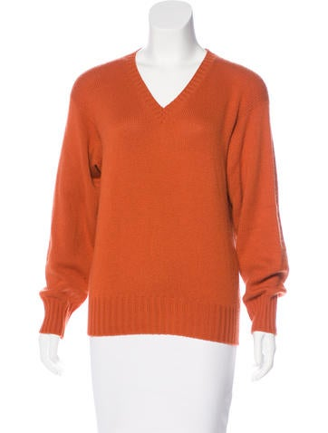 Malo Cashmere Knit Sweater None