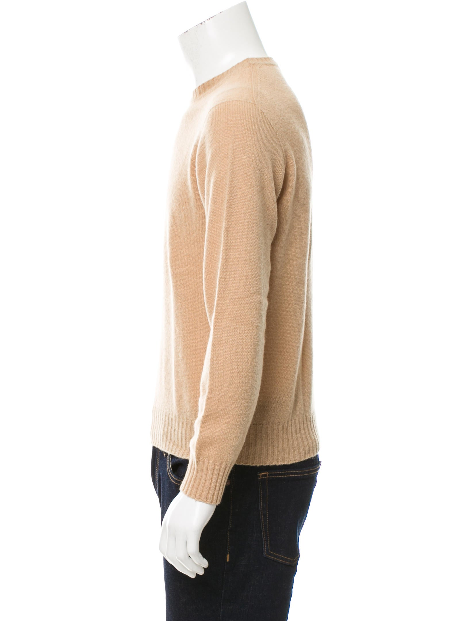 Malo Cashmere Crew Neck Sweater - Clothing