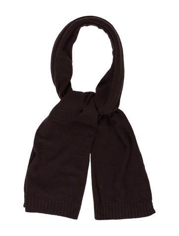 Malo Cashmere Knit Scarf None