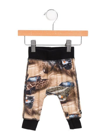 Malo Boys' Casual Printed Pants None