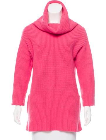 Malo Cashmere Turtleneck Sweater None