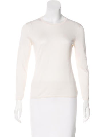 Malo Cashmere & Silk-Blend Top None