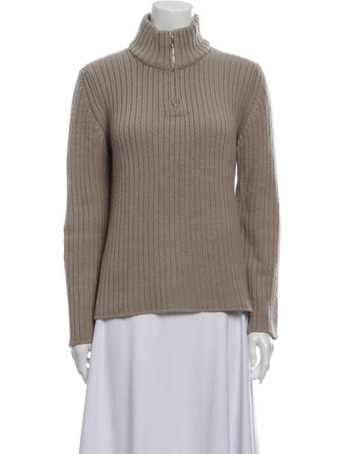 Malo Cashmere Turtleneck Sweater