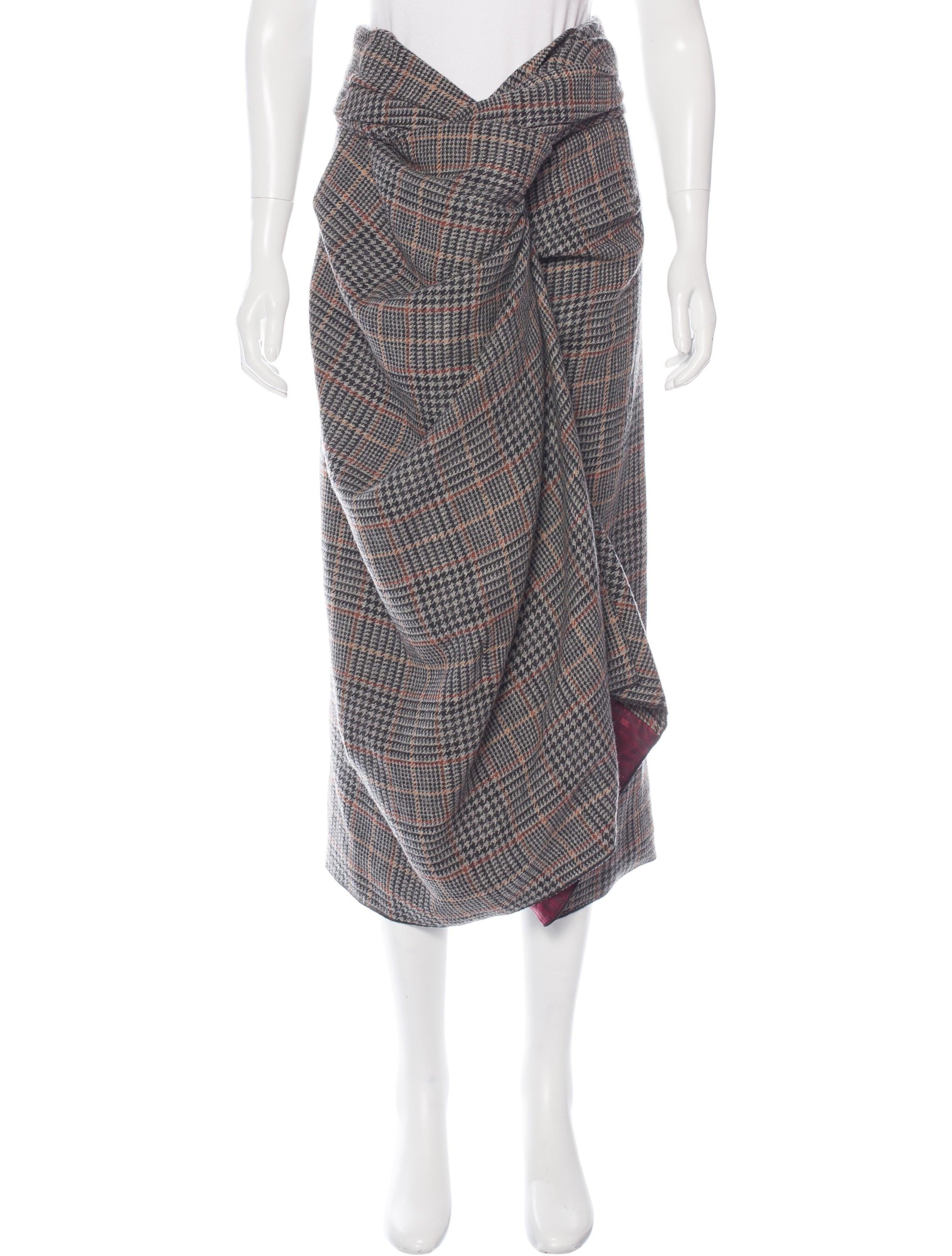 stella jean wool midi skirt w tags skirts w3v20215
