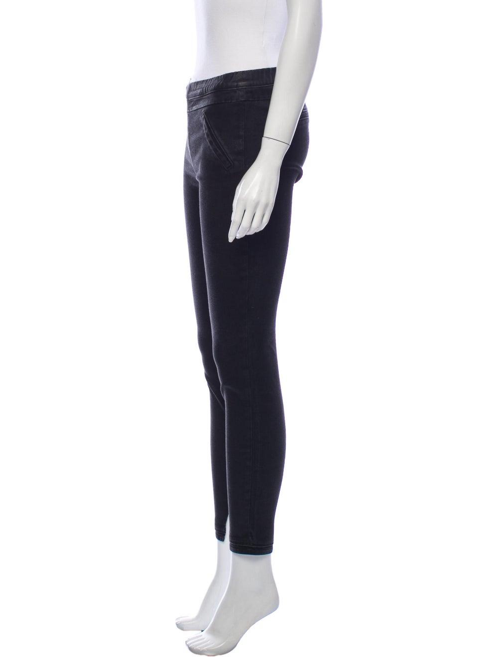 RtA Denim Mid-Rise Skinny Leg Jeans Denim - image 2