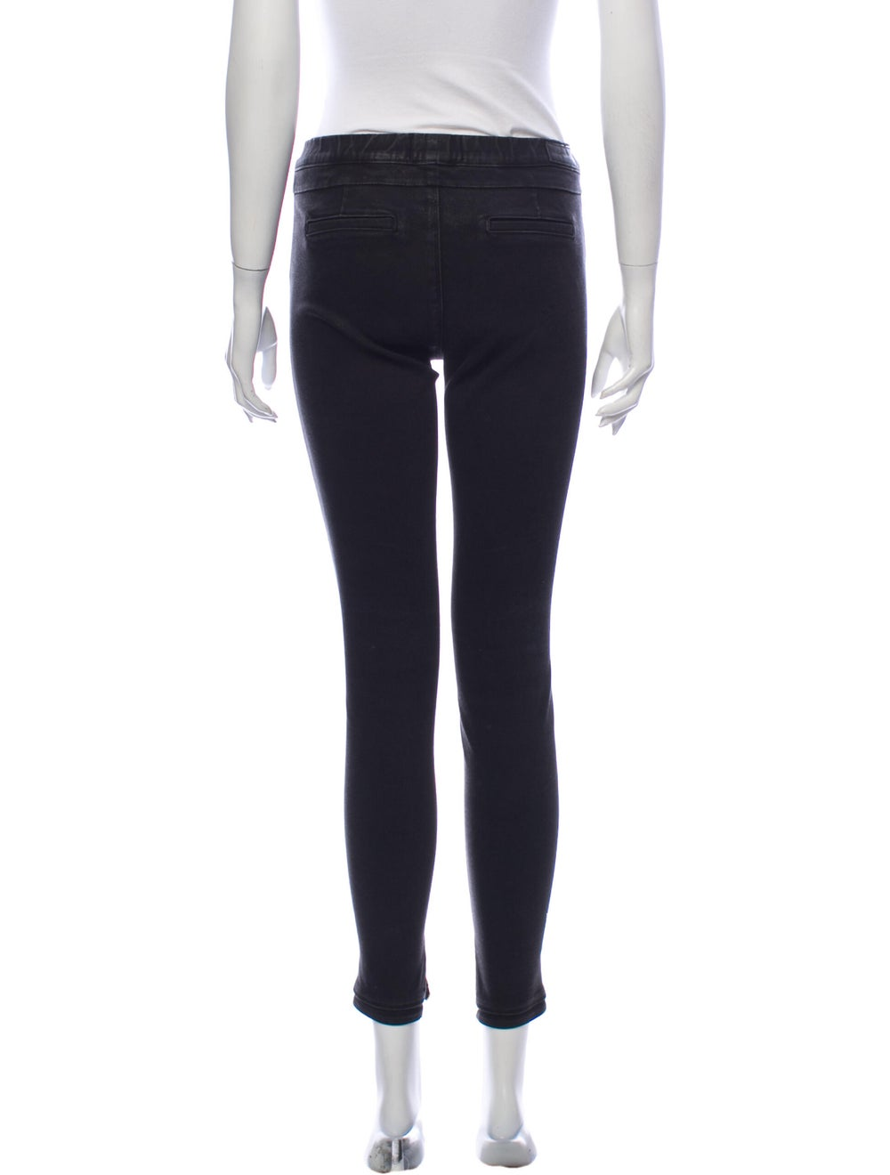 RtA Denim Mid-Rise Skinny Leg Jeans Denim - image 3