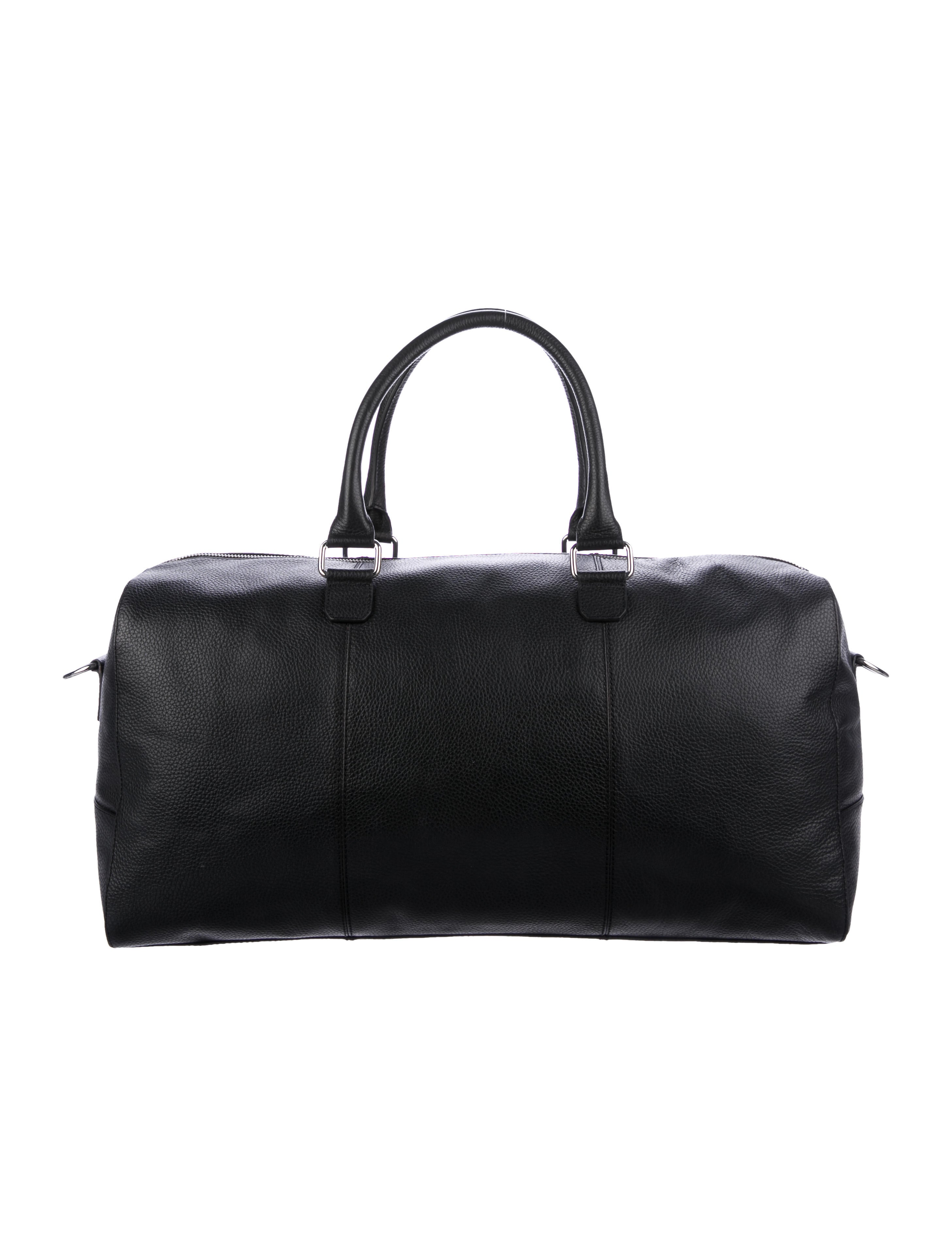 Cole Haan Pebbled Leather Duffle Bag w  Tags - Accessories ... a6d63d561418a