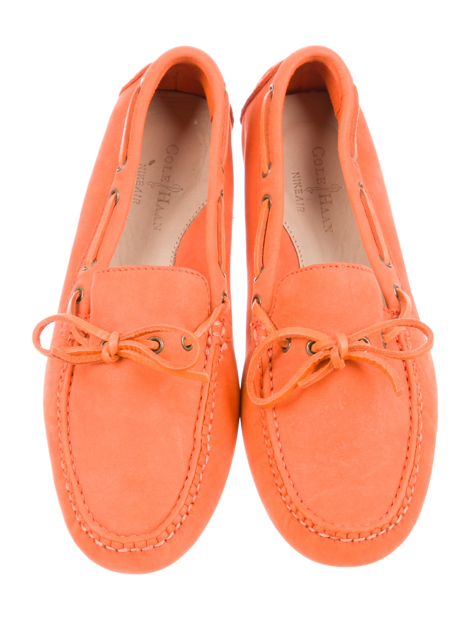 cheap sale order buy cheap fake Cole Haan Round-Toe Nubuck Loafers enjoy cheap price AV0vLx