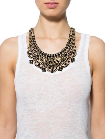 Chaos Bib Necklace
