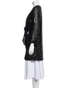 Talulah Printed V-Neck Tunic w/ Tags