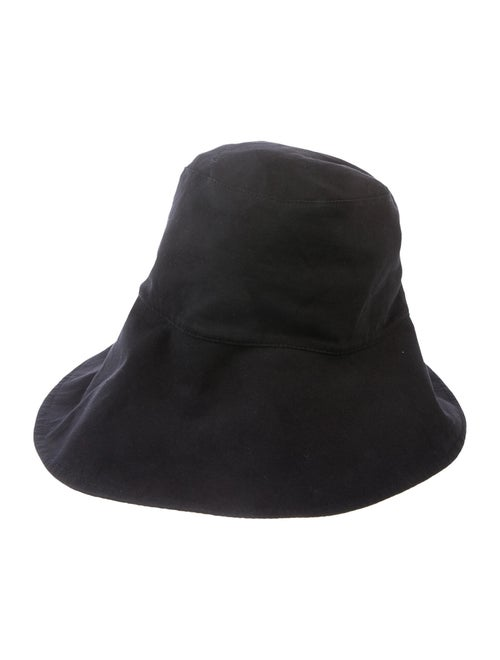 Agnes B. Cotton Bucket Hat Black