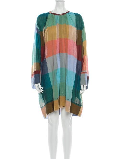 Bassike 2020 Knee-Length Dress w/ Tags Blue