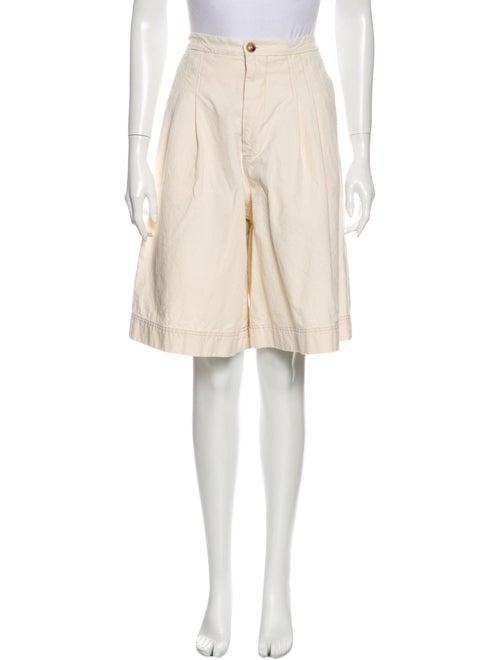 Bassike Knee-Length Shorts